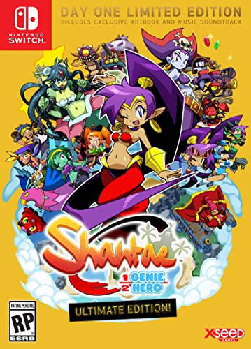 Сувенир Shantae: Half-Genie Hero – Ultimate
