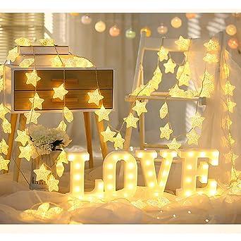 Außendekoration Weihnachten.Bunte Led Lichterkette Batteriebetrieben Für Weihnachten Baum
