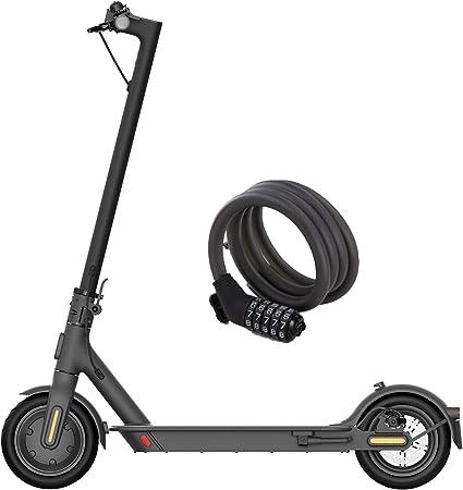 Mi Electric Scooter Essential Amazon De Sport Freizeit