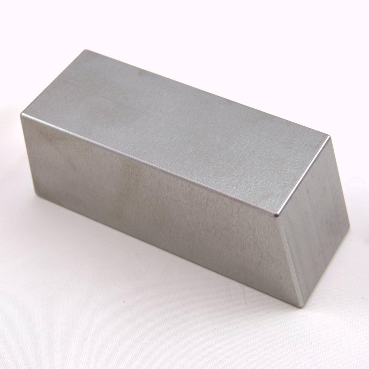 Tungsten Ergonomic Bucking Bar BB-2: 5.60 lbs, 1.5'' x 1.5'' x 4'' by Midwest Tungsten Service
