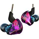 Ollivan KZ ZST Colorido Auriculares Híbridos Balance Armadura Hifi Auriculares(Sin mic)