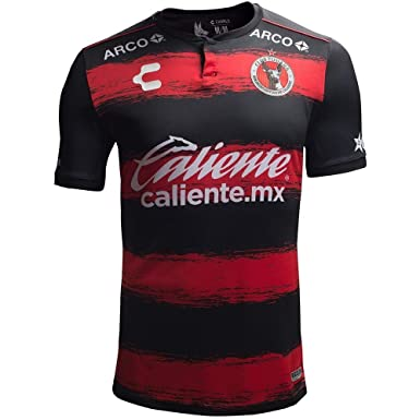 Charly Official Xolos de Tijuana Home Jersey 2018/2019 Season (Small)
