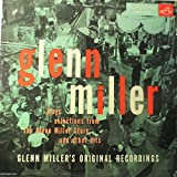 GLENN MILLER PLAYS SELECTIONS FROM THE GLENN MILLER STORY AND OTHER HITS - vinyl lp. MOONLIGHT SERENADE - AMERICAN PATROL - PENNSYLVANIA SIX-FIVE THOUSAND - IN THE MOOD - KALAMOZOO - BOULDER BUFF, AND OTHERS.