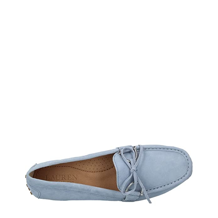 Ralph Lauren Briley,Mocasin para Mujer: Amazon.es: Zapatos y complementos