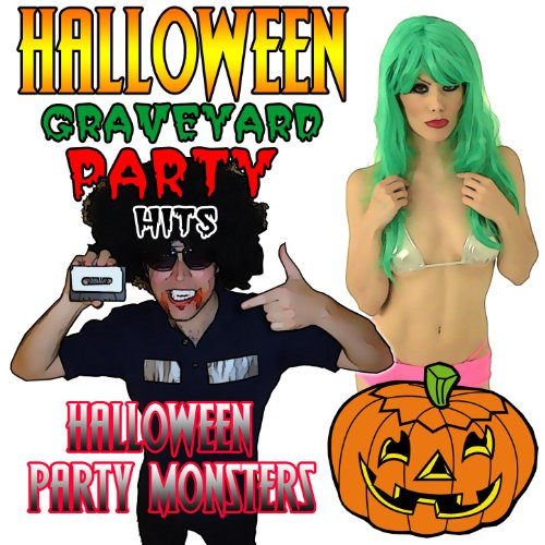 Halloween Graveyard Party Hits