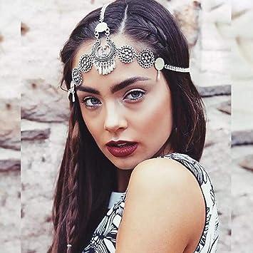 Prom Hair Band Hairband Headband Headwear Decoration Metal Stylish Hot