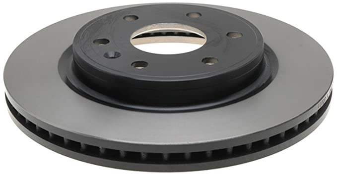 best brake rotors: ACDelco 18A2497 Professional Front Disc Brake Rotor