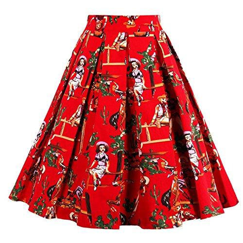1980's Womens Hawaiian Dress - 4