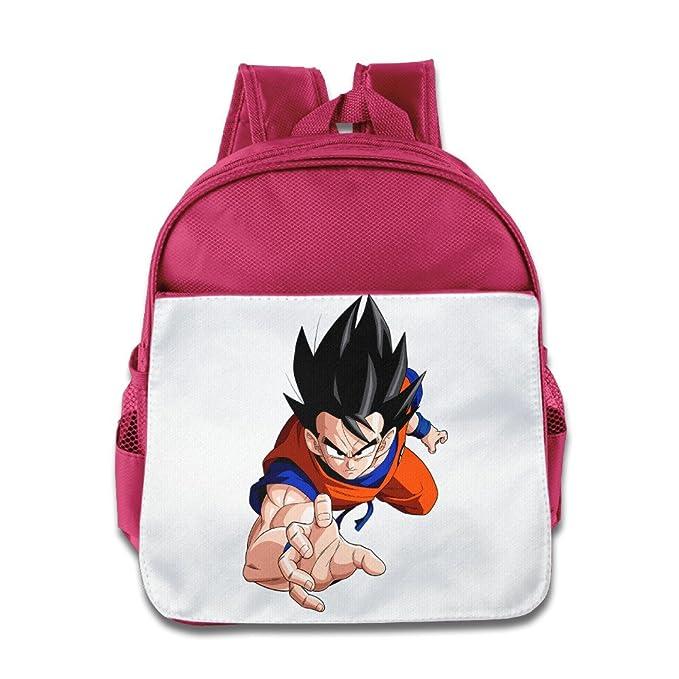 Render Dragon Ball Z Goku Kid Classic Pack mochila escolar: Amazon.es: Hogar