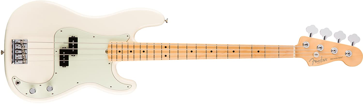 Fender American Pro P-Bass MN OWT · Basso elettrico