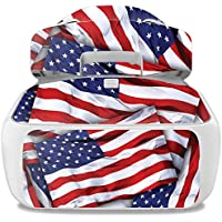 Skin For DJI Goggles – Patriot | MightySkins Protective, Durable, and Unique Vinyl Decal wrap cover | Easy To Apply, Remove, and Change Styles | Made in the USA