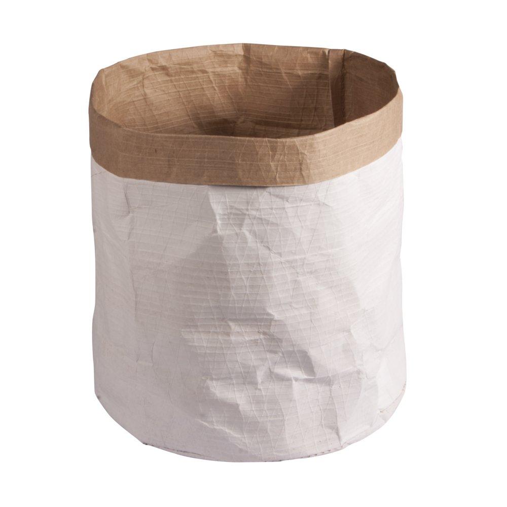 Rayher 46222000 Sacchetti con Fondo Arrotondato, Bianco, 20 x 14 x 2.5 cm, 3 unità Rayher Hobby Gmbh