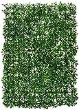 Jardin Aquarium Artificial Grass Lawn Decoration, 24.4-Inch by 17-Inch, Green