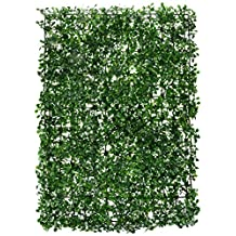 "Uxcell a11042100ux0086 Jardin Aquarium Artificial Grass Lawn Decoration, 24.4"" by 17"", Green"