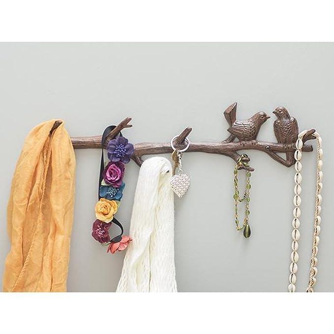 Amazon.com: Comfify - Percha de hierro fundido para pájaros ...