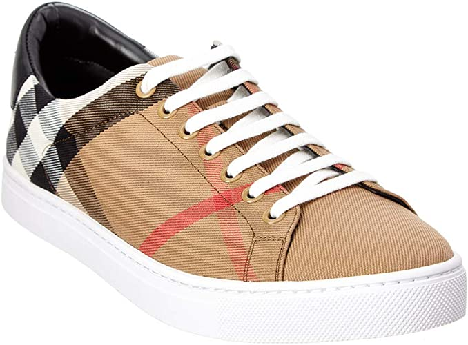 BURBERRY Men's 40540371 Trainers Brown
