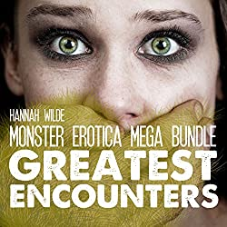 Monster Erotica Mega Bundle: Greatest Encounters