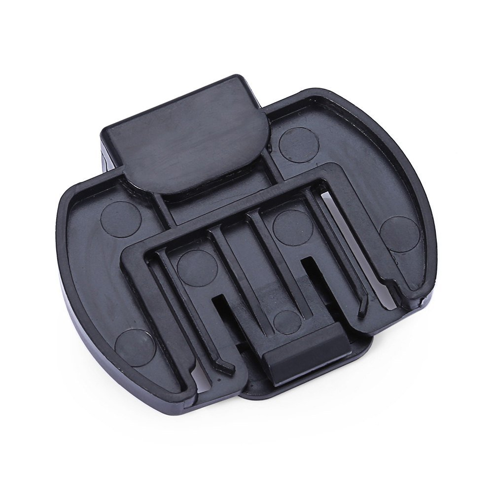 VNETPHONE 2 pcs Motorcycle Intercom Clip Suit for V4 V6 V2-500 Intercom Bluetooth Interphone Accessories