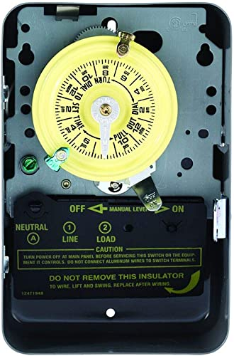 Intermatic-TMHDT101-T101-24-Hour-Dial-Timer