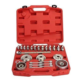 Juego de Herramientas de desmontaje de rodamientos de Rueda para BMW Audi, VW, Ford T5: Amazon.es: Coche y moto