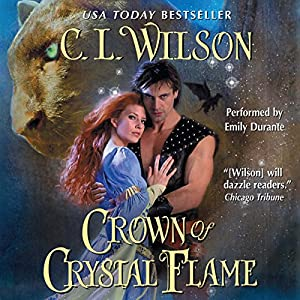 Crown of Crystal Flame Audiobook