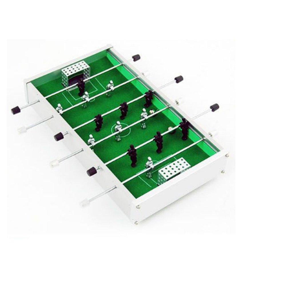 Sherlocker Desk Top Aluminum Foosball Desk Game (Silver)