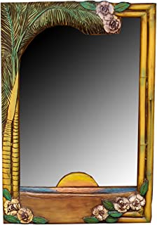 product image for Piazza Pisano Tropical Decor Large Wall Mirror