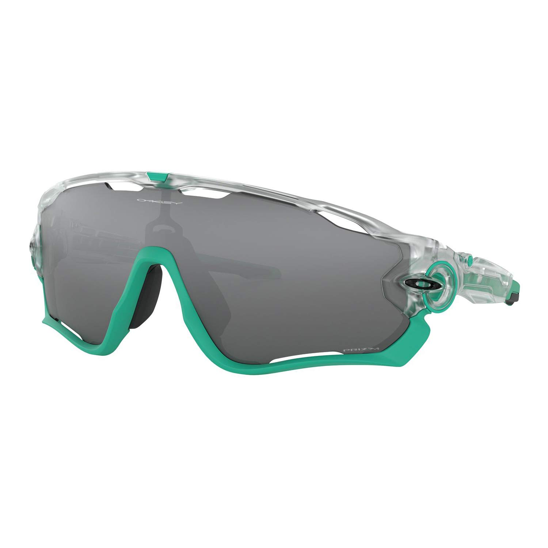 Oakley JAWBREAKER OO 9290 MATTE CLEAR PRIZM BLACK 31 13 121 men Sunglasses   Amazon.com.au  Fashion 0008564346c