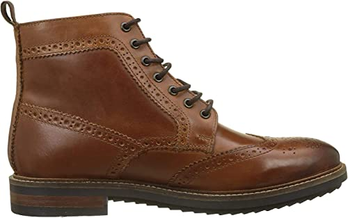TALLA 40 EU. Base London Hopkins - Botines Hombre