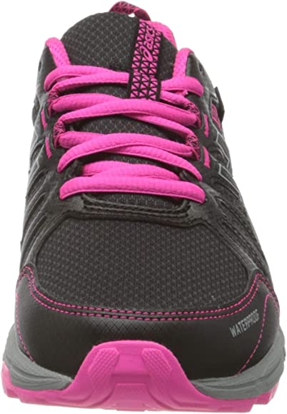 Asics Gel-Venture 7 GS WP, Trail Running Shoe Unisex-Child, Black/Sheet Rock, 32.5 EU: Amazon.es: Zapatos y complementos