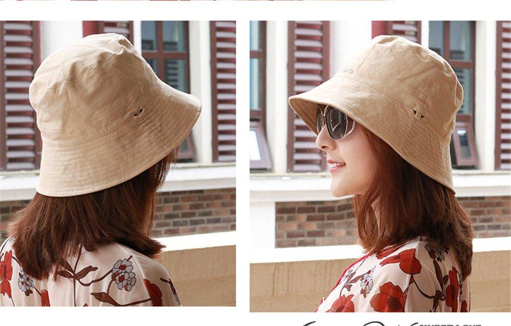 YXLMZ - Gorro de Dos Caras para Mujer, diseño Neutro, The Green + ...