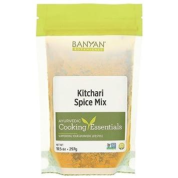Banyan Botanicals Kitchari Spice Mix - 97% Organic - Ayurvedic Spices to Stimulate Digestion -