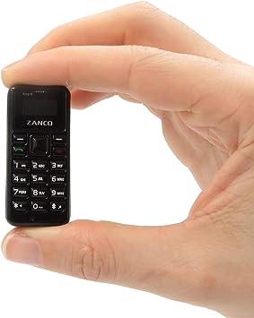 Eurostar Global Electronics Teléfono celular más pequeño del mundo ...
