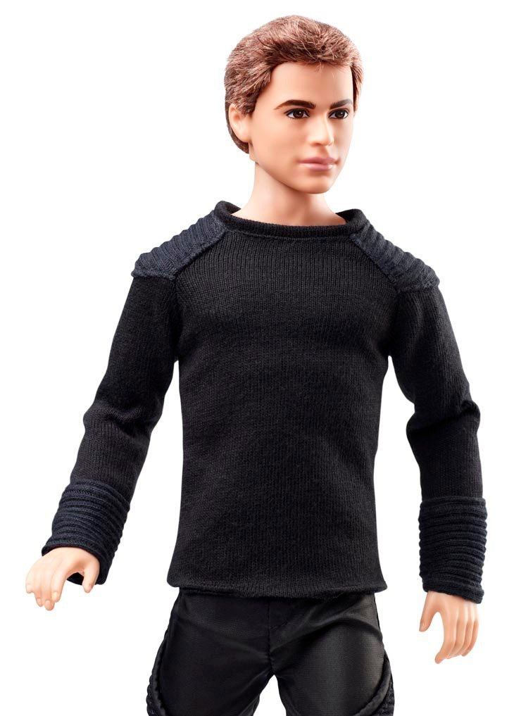 Barbie Collector Divergent Four Doll BCP70
