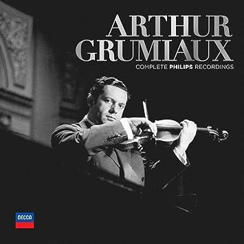 Complete Philips Recordings : Grumiaux Helene: Amazon.it: Musica