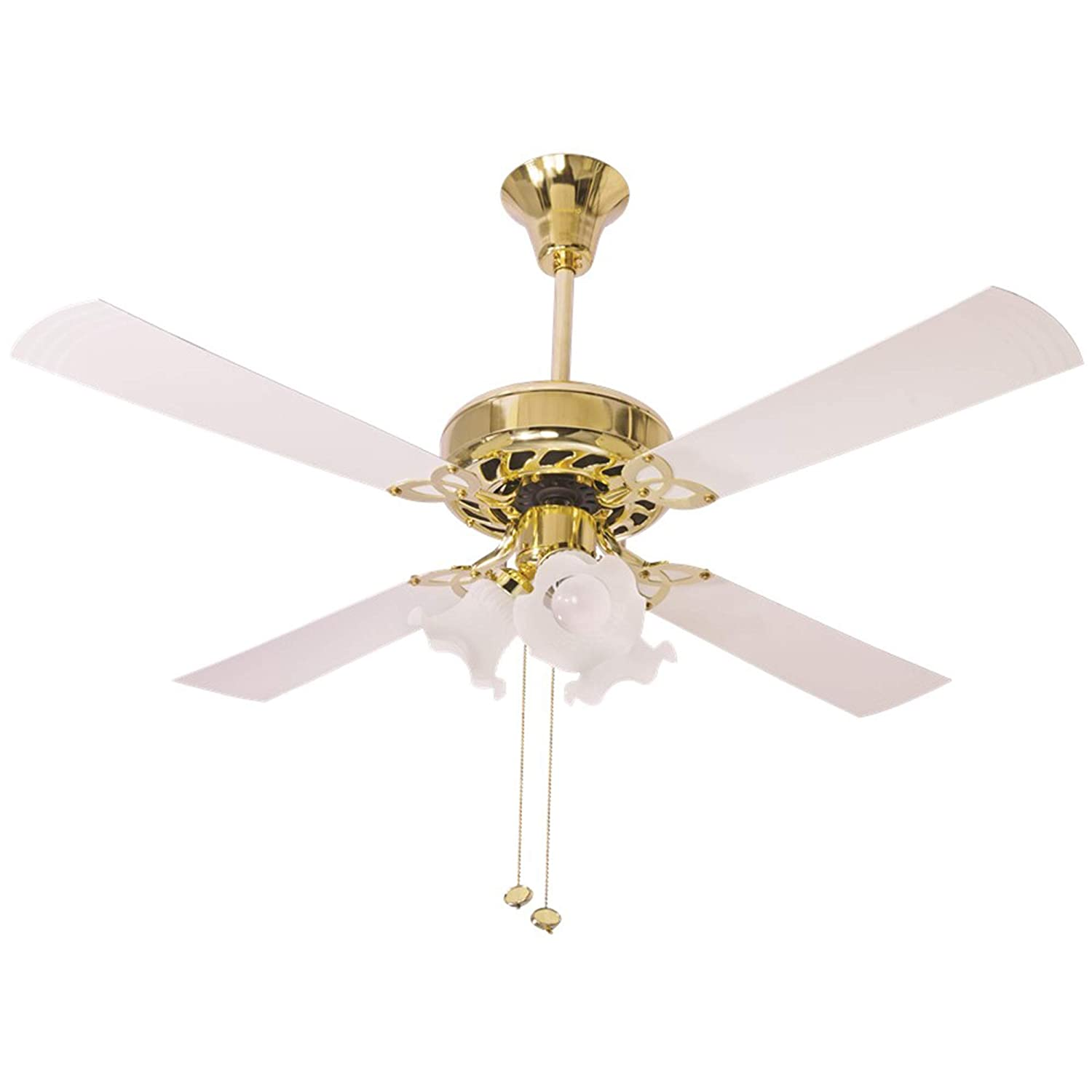 Buy Crompton Uranus Ceiling Fan With Decorative Lights 1200 Mm Ivory Online At Low Prices In India Amazon In