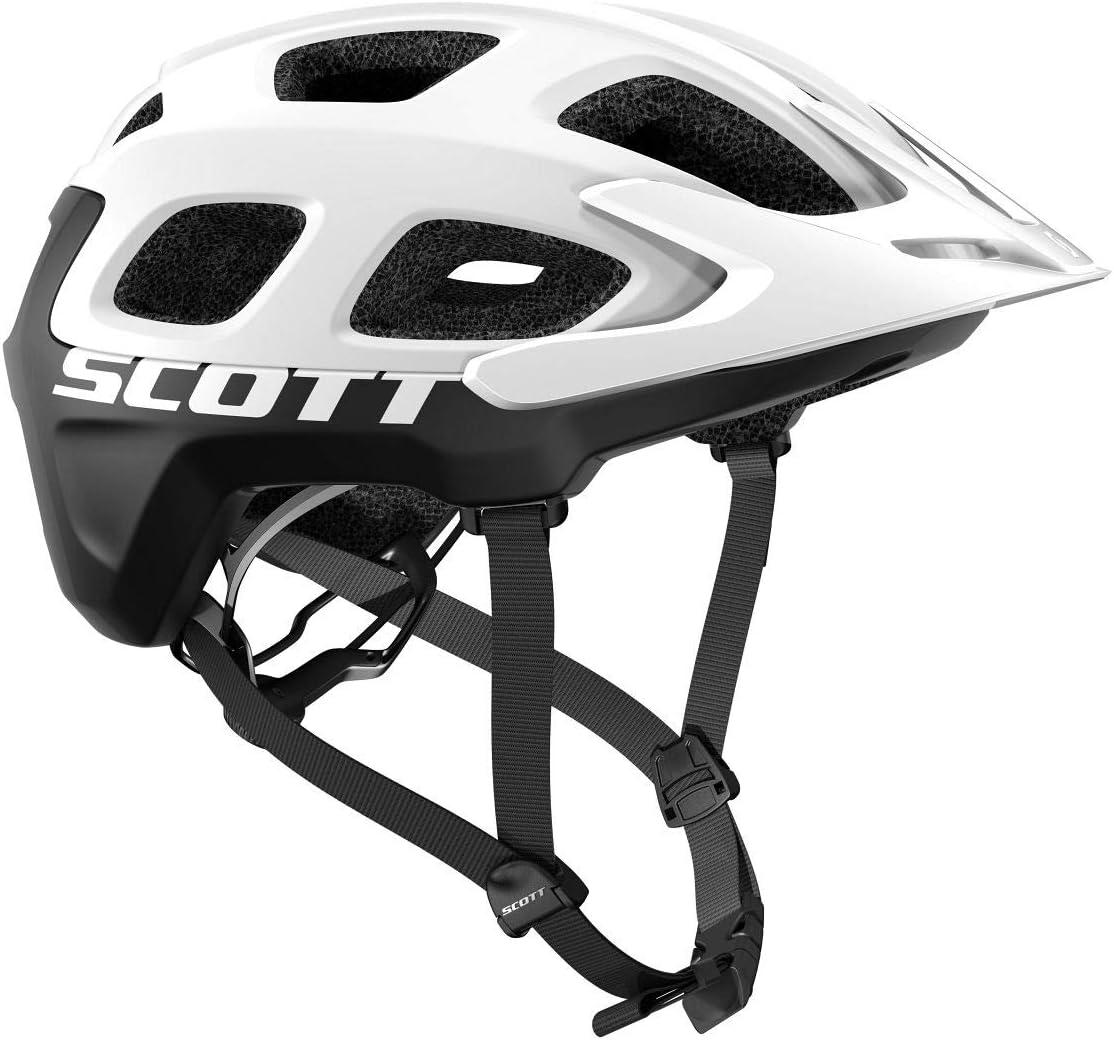 SCOTT Vivo 2020 - Casco para Bicicleta de montaña, Color Blanco y ...
