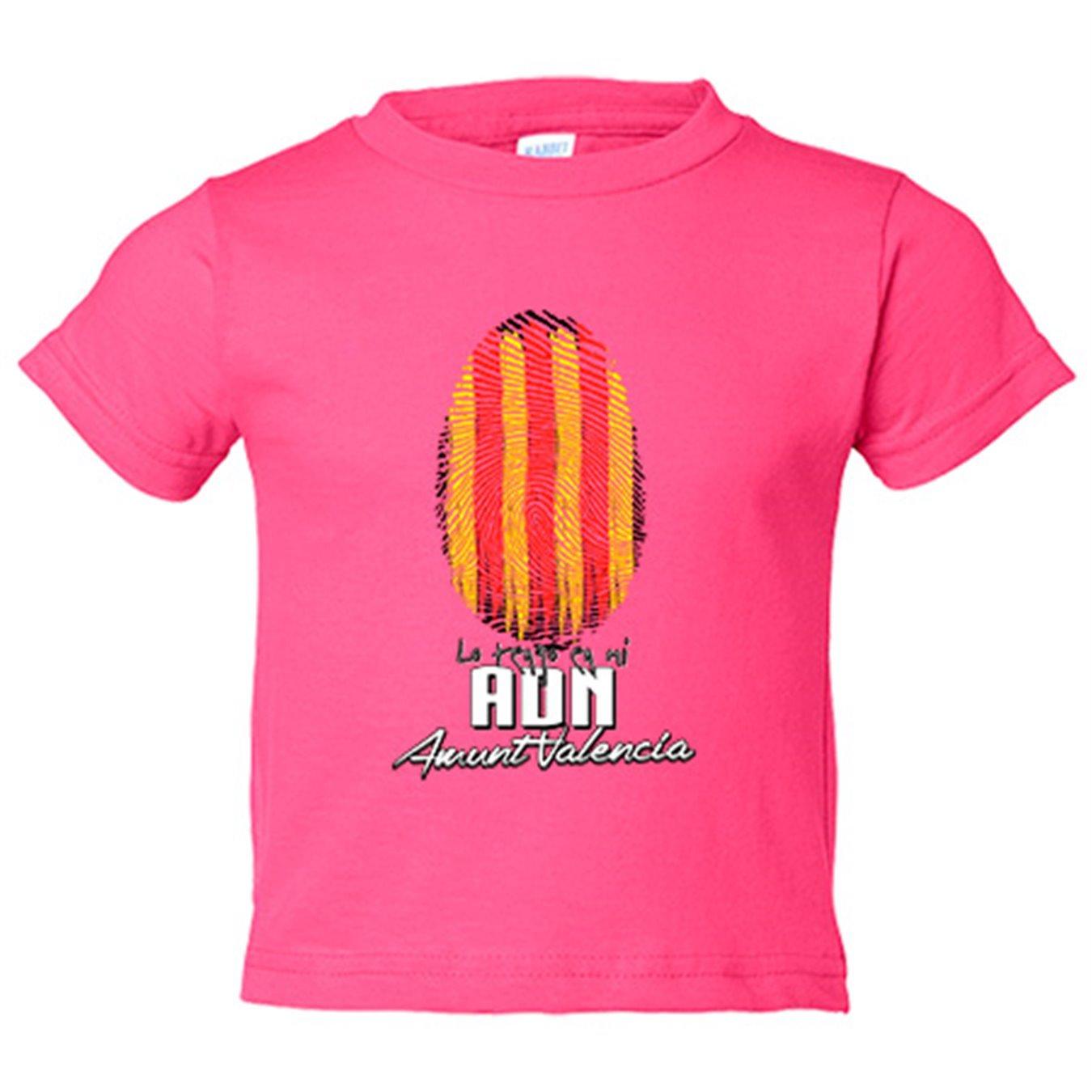 Camiseta niño lo tengo en mi ADN Valencia Valenciana fútbol ...