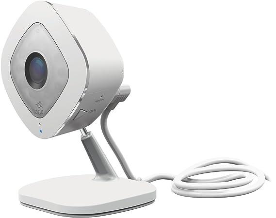 Arlo VMC3040-100PES Q - Cámara de seguridad y vigilancia IP (1080P HD, visión diurna/nocturna y audio, cámara adicional) blanco: Netgear: Amazon.es: ...