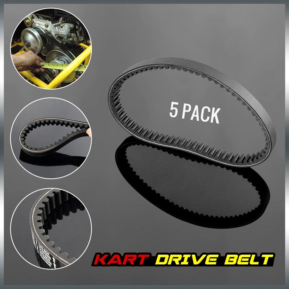 5 PACK Go Kart Drive Belt 30 Series Replaces Manco 5959 Comet 203589