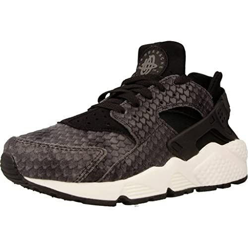 Nike Zapatillas Wmns Air Huarache Run PRM Black Sail Dark Grey, Deporte para Mujer: Amazon.es: Zapatos y complementos