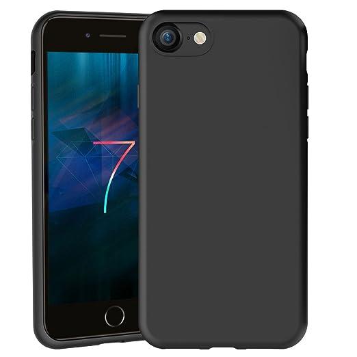 43 opinioni per iPhone 7 Custodia- iHarbort morbido protettiva TPU Case Cover Custodia in Gel