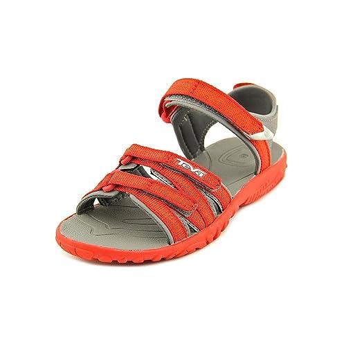 57b0e963c Teva Tirra Youth Girls US Size 12 Red Open Toe Sports Sandals Shoes UK 11  EU 29  Amazon.ca  Shoes   Handbags