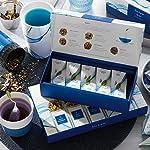 Tea-Fort-SINGLE-STEEPS-Loose-Leaf-Tea-Sampler-Assorted-Variety-Tea-Box-15-Single-Serve-Pouches