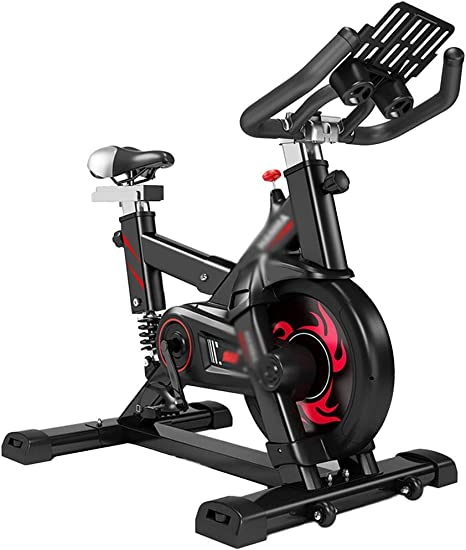 A~LICE&JS Spinning Bike Exercise Bike Home Pedal Deportes para ...