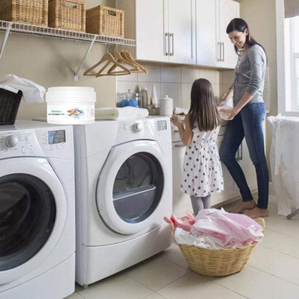 Hamkaw Upgrade WC Cleaner, Magic Cleaner Foam para una Fuerte Limpieza/Drenaje/desodorización, detergente Multiusos para Inodoro/desagüe de Suelo/Lavabo/Lavadora/Tubo/Pared: Amazon.es: Hogar