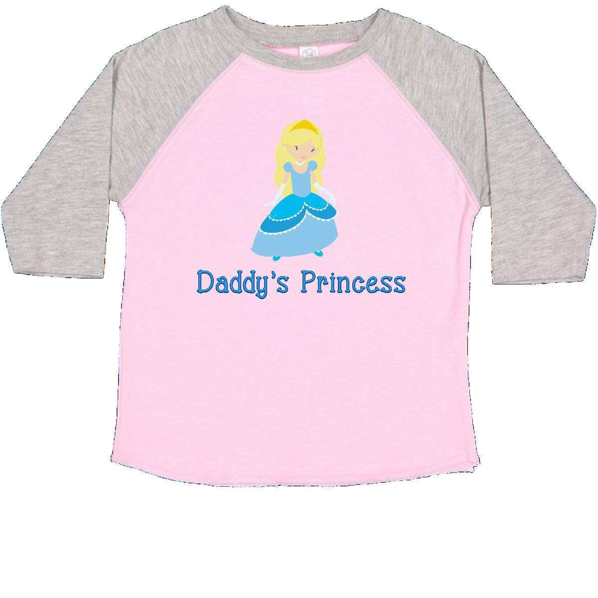 inktastic Daddys Princess Toddler T-Shirt
