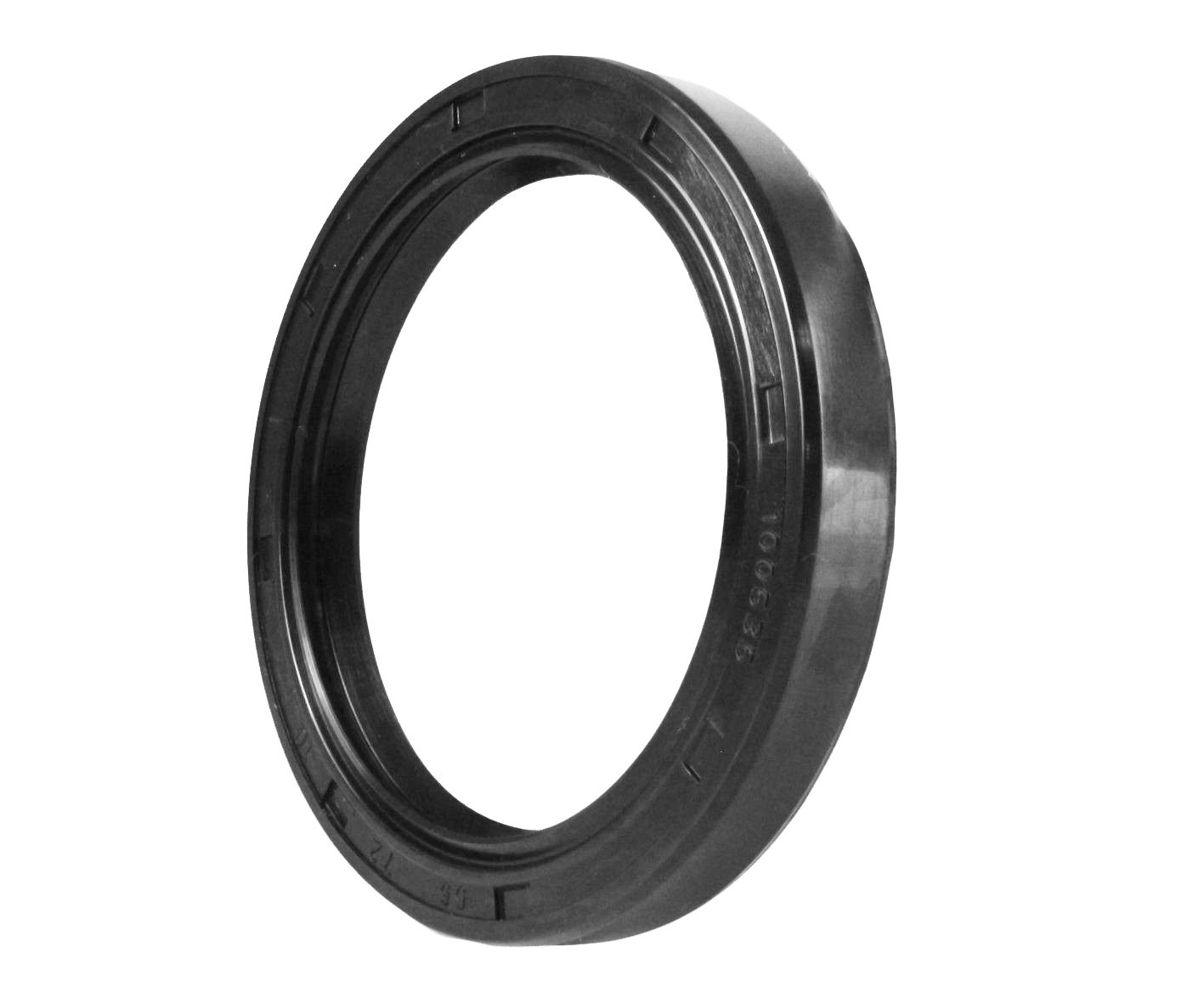 Oil Seal and Grease Seal TC 55X72X10 Rubber Double Lip with Spring 55mmX72mmX10mm (10 Pieces)