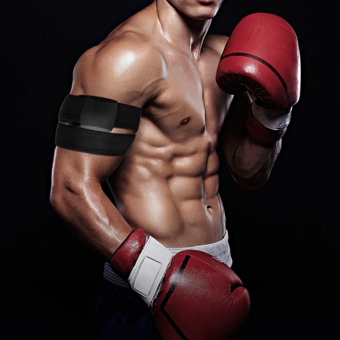 Ausdauer Sport Training Kraft Clever 3er Set Resistance Bänder Fitness Durch Wissenschaftlichen Prozess Boxen