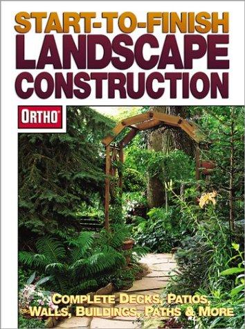 Start-to-Finish Landscape Construction